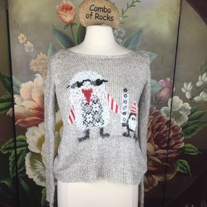 NEW American Rag Holiday Winter Christmas Sweater